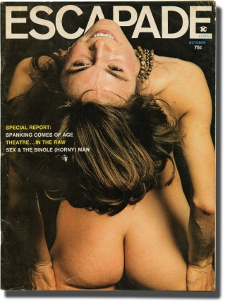 Escapade [October, 1972: Volume 16, Number 5] (Vintage Magazine). Andrew J. Offutt, John Cleve,...