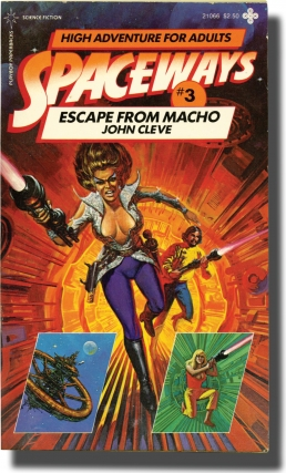 Spaceways: Volumes 1-5