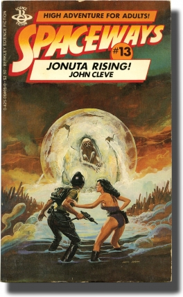 Spaceways: Volume 13 - Jonuta Rising (First Edition, inscribed in the year of publication)....