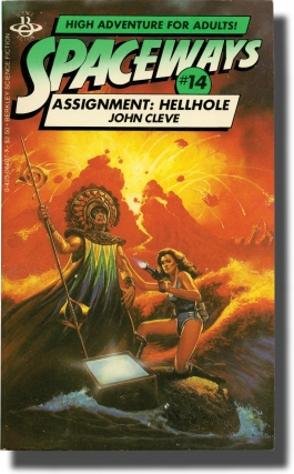Spaceways: Volume 14 - Assignment: Hellhole (First Edition). Andrew J. Offutt, John Cleve