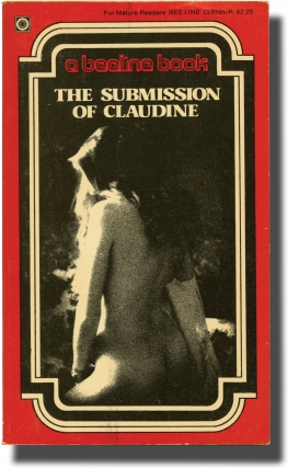 The Submission of Claudine (First Edition). Andrew J. Offutt, Turk Winter