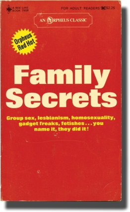 "Family ""Secrets"" (First Edition). Andrew J. Offutt, John Cleve"