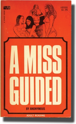 A Miss Guided (First Edition). Andrew J. Offutt, Anonymous