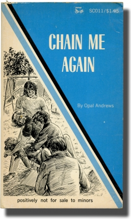 Chain Me Again (First Edition). Andrew J. Offutt, Opal Andrews