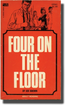 Four on the Floor (First Edition). Andrew J. Offutt, Joe Brown