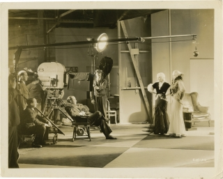 Are You Listening (Original photograph from the set of the 1932 pre-Code film). Henry Beaumont, J...