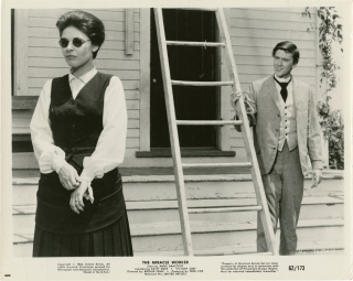 The Miracle Worker (Collection of 7 original photographs from the 1962 film). Arthur Penn,...