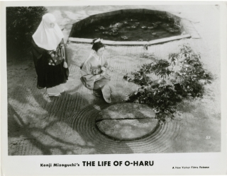 The Life of Oharu [The Life of O-Haru] (Original photograph from the 1952 film). Kenji Mizoguchi,...