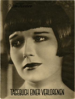 Diary of a Lost Girl [Tagebuch Einer Verlorenen] (Original German program for the 1929 film)....