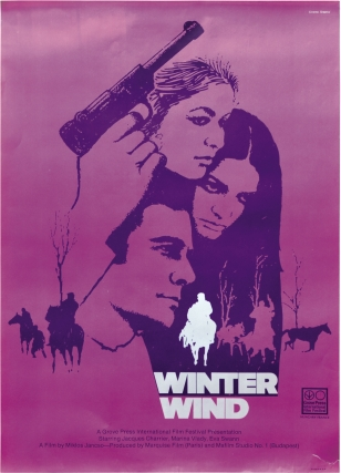 Winter Wind [Sirokko] (Original poster for the 1969 film). Miklos Jancso, Gyula Hernadi Francis...