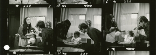Take the Money and Run (Collection of 185 contact sheets for the 1969 film). Woody Allen,...