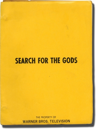 Search for the Gods (Original screenplay for the 1975 film). Jud Taylor, Ken Pettus Herman...
