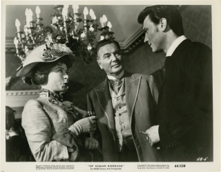 Of Human Bondage (Collection of 13 photographs from the 1964 film). Ken Hughes, Henry Hathaway,...