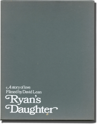 Ryan's Daughter (Original deluxe archive 1970 film). David Lean, Robert Bolt, John Mills Robert Mitchum, Sarah Miles, Christopher Jones, director, screenwriter, starring.