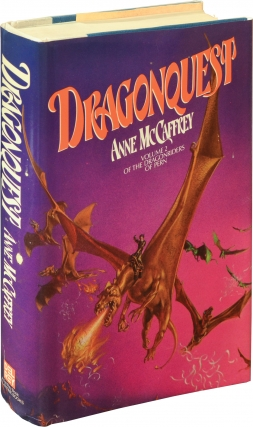 Dragonquest (First Edition). Anne McCaffrey