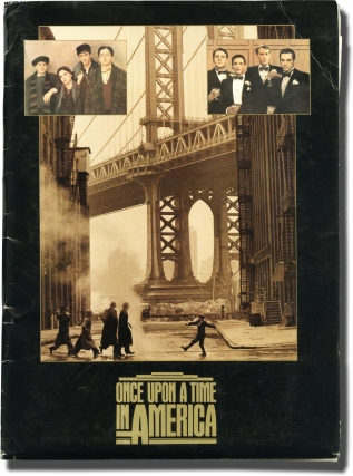 Once Upon a Time in America (Original Film Press Kit). Sergio Leone, Piero De Bernardi Leonardo...