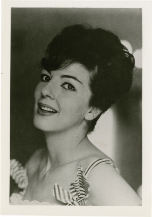 Archive of eight original photographs of opera star Anna Moffo. Anna Moffo, Louis Melcancon Tulio...