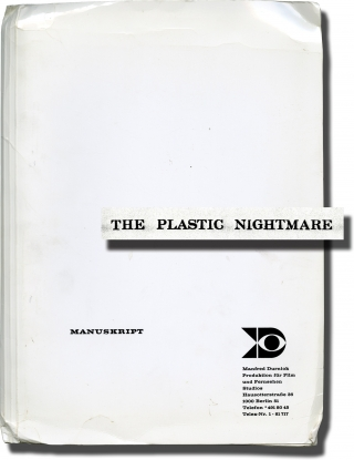 Shattered [The Plastic Nightmare] (Screenplay for the 1991 film). Wolfgang Petersen, Richard...