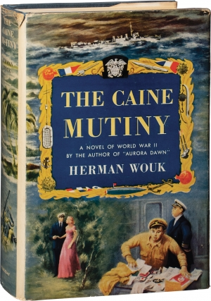The Caine Mutiny (First Edition). Herman Wouk