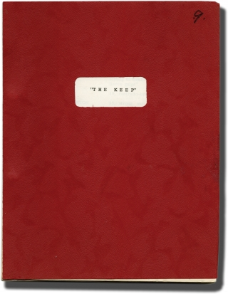 The Keep (Original screenplay for an unproduced film). Gwyn Thomas, Ray Jenkins, play, screenwriter