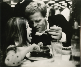 Archive of 5 original photographs of Klaus Kinski with his family