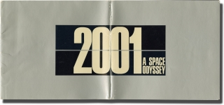 """Archive of production photographs and ephemera from """"2001: A Space Odyssey,"""" from the collection of scientific advisor Frederick I. Ordway III"""