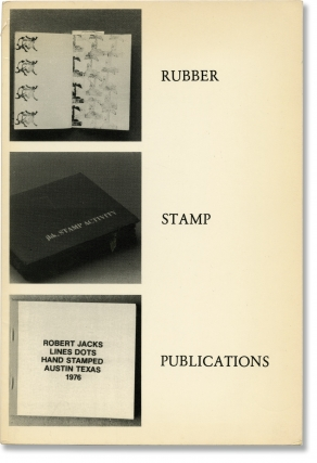 Rubber Stamp Publications [Rubber magazine, Vol. 3, No. 4-6] (First Edition). Art Van Barneveld
