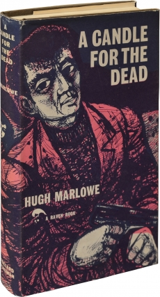 A Candle for the Dead (First UK Edition). Harry Patterson, Hugh Marlowe