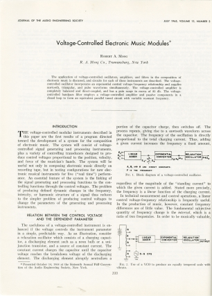 Journal of the Audio Engineering Society, Vol. 13 No. 3, July 1965