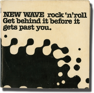 NEW WAVE rock 'n' roll: Get behind it Before it Gets Past You (Original Promotional Vinyl...