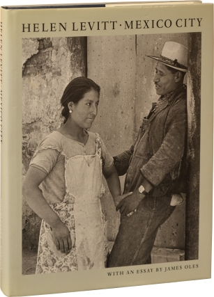 Mexico City (First Edition). Helen Levitt.
