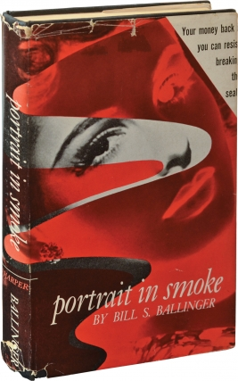 Portrait in Smoke (First Edition). Bill S. Ballinger.