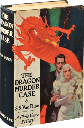 The Dragon Murder Case (First Edition). S. S. Van Dine