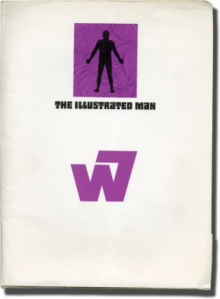 The Illustrated Man (Original press kit for the 1969 film). Ray Bradbury, Jack Smight, Howard B....