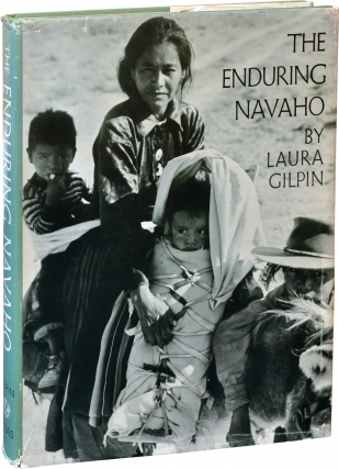 The Enduring Navaho (First Edition). Laura Gilpin