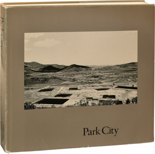 Park City (First Edition). Lewis Baltz