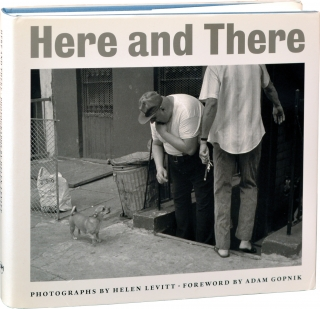 Here and There (Signed First Edition). Helen Levitt