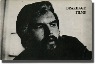 Brakhage Films (Original sales catalog for 1976). Stan Brakhage