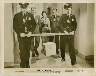 The Lost Missile (Original photograph from the 1958 film). Lester Wm. Berke, Jerome Bixby John...