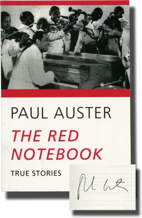 The Red Notebook (Signed First Edition). Paul Auster