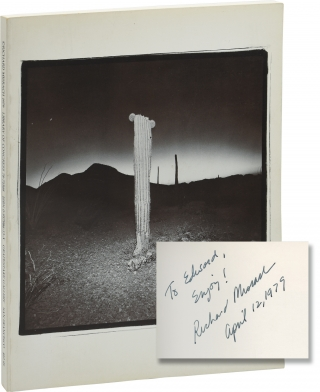 Richard Misrach 1979 (Signed First Edition). Richard Misrach
