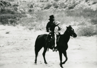 El Topo (Collection of eight original photographs from the 1970 film). Alejandro Jodorowsky,...