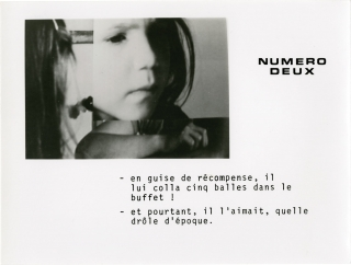 Numero deux [Number Two]