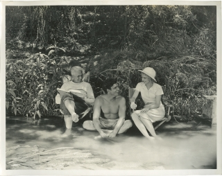 Archive of 89 photographs from various pre-Code films starring Julie Bishop [Jacqueline Wells], 1933-1934