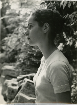 Dominique Clement, Candid (Collection of 8 original photographs of the French actress). Dominique...