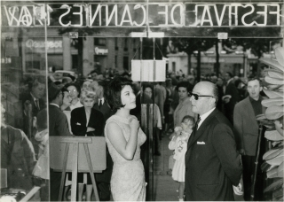 Daniela Rocca, Candid at the 1962 Cannes Film Festival (Collection of 19 original photographs of...