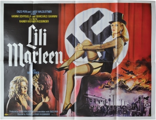 Lili Marleen (Original British poster for the 1981 film). Rainer Werner Fassbinder, Werner...