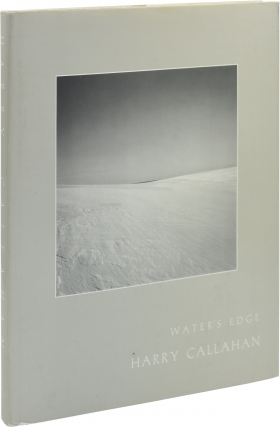 Water's Edge (First Edition). Harry Callahan