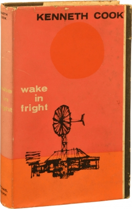 Wake in Fright (First UK Edition). Kenneth Cook