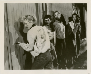 Teenage Doll (Collection of 4 original photographs from the 1957 film). Roger Corman, Bill Cary,...